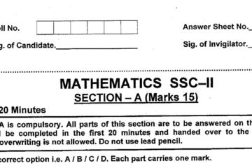 Maths MCQs for Class 10
