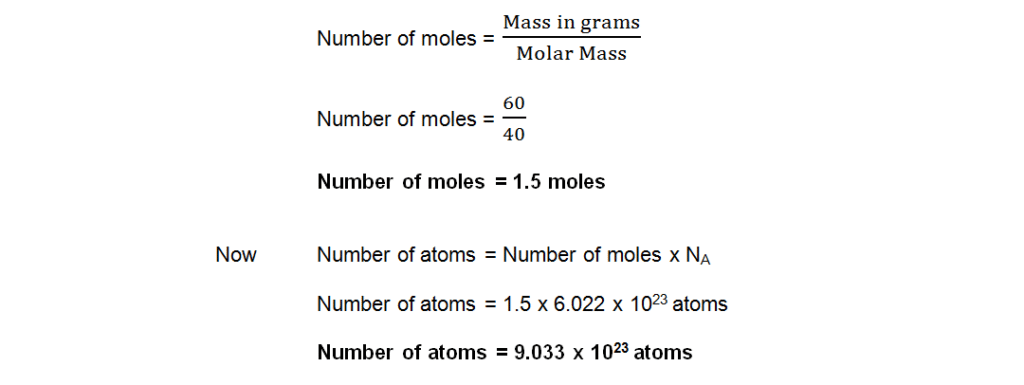 Chemistry 9 Solved Model Paper 2020 - 4a